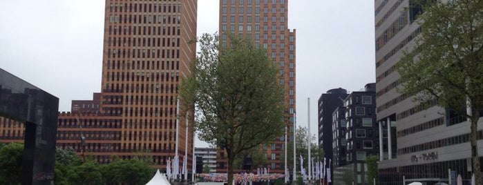 Gustav Mahlerplein is one of Locais curtidos por Ralf.