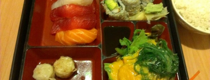 Canaan Sushi is one of Midtown Food & Drink List.