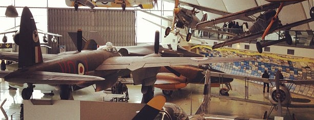 RAF Museum London is one of Top Ten Things To Do In the Borough of Barnet.