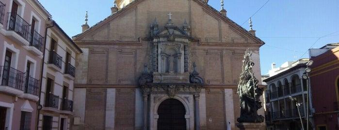 Iglesia de San Martin is one of Que visitar en Lucena.