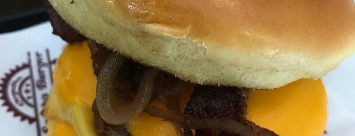 Sampa Burger is one of Hamburguer/Lanchonete.