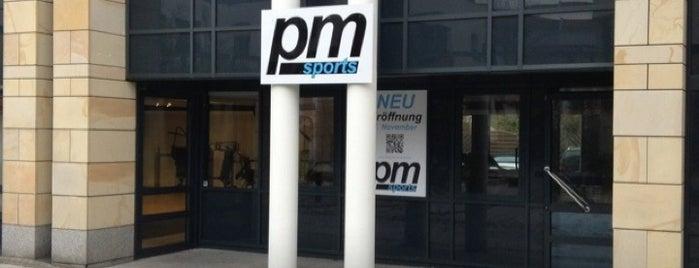 pm sports is one of Posti che sono piaciuti a Christian.
