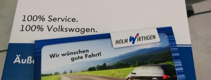 Autohaus Holm Wirthgen is one of Posti che sono piaciuti a Christian.