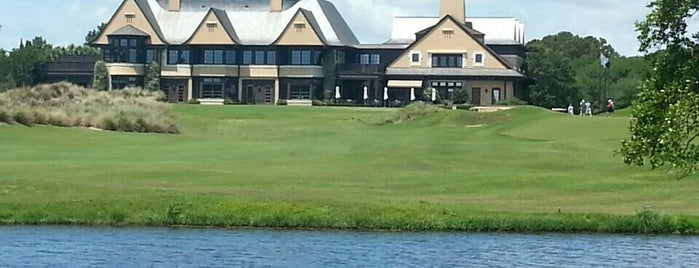Kiawah Island Resort is one of Charleston, SC.