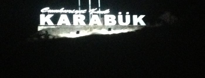 Karabük is one of Check-in 4.