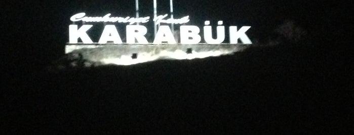 Karabük is one of Orte, die Gurme gefallen.