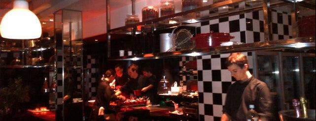 L'Atelier de Joel Robuchon is one of London's great locations - Peter's Fav's.
