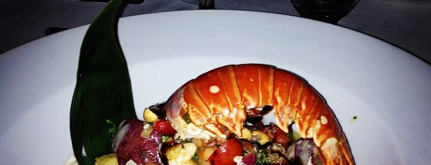 L'Azure is one of Dining.