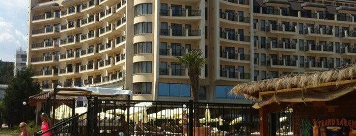 Hotel Admiral is one of Мария : понравившиеся места.
