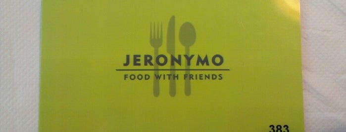 Jeronymo Coffee is one of Eating Spots.