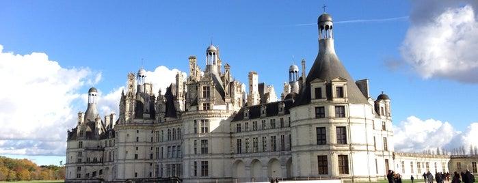 Castillo de Chambord is one of Bienvenue en France !.