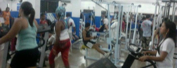 Academia Corpo em ação is one of Locais salvos de Joaobatista.