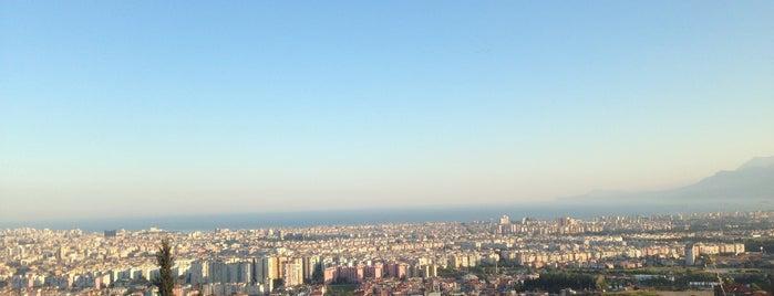 Kepez Seyir Terası is one of İsmail: сохраненные места.