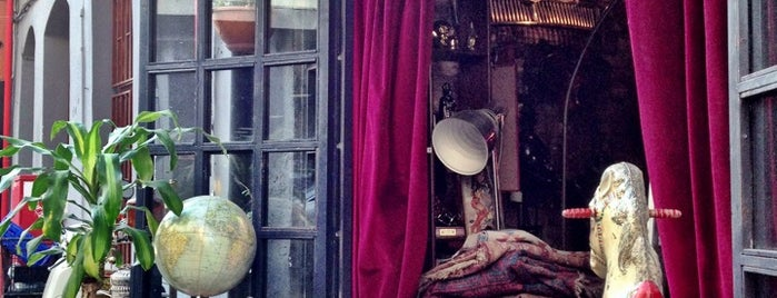 Karakoy Junk is one of Istanbul.