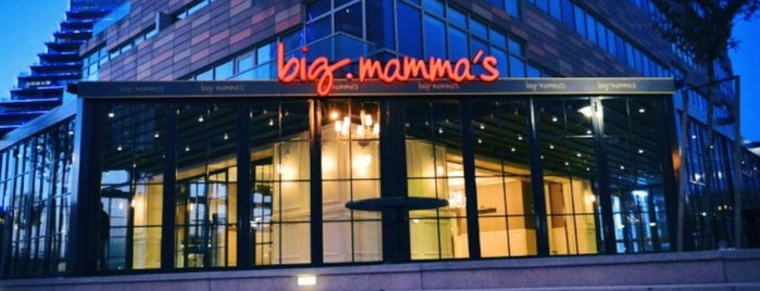 Big Mamma's is one of Lugares favoritos de F.A.S.