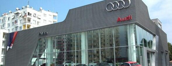 Audi Aldo Otomotiv is one of Orte, die Ahmetcan gefallen.