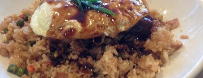 Moena Cafe is one of Hawaii Restaurants.