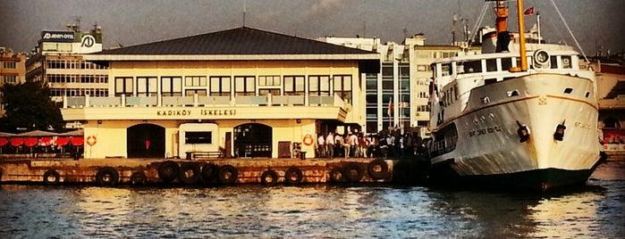 Kadıköy is one of Türkiye'de En Çok Check-in Yapılan Mekanlar.