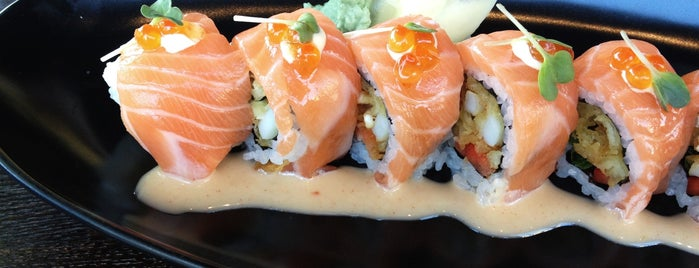 UMAI Japanese Kitchen & Sushi is one of USA Chicago.