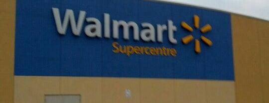 Walmart is one of สถานที่ที่ Fiona ถูกใจ.