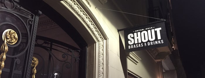 SHOUT | Brasas & Drinks is one of B.A..