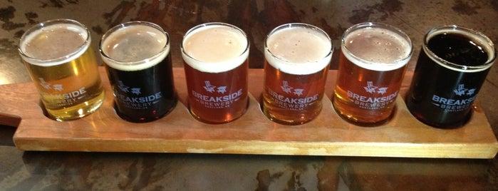 Breakside Brewery is one of Portland Picks.