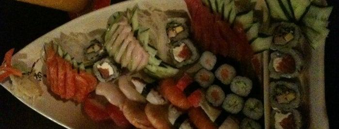 Hanthay Sushi Club is one of Lieux sauvegardés par Eric.