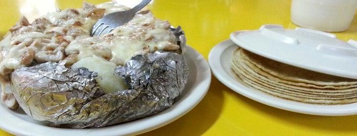 Tacos 'La Herradura' is one of Locais curtidos por Yaxaiira.