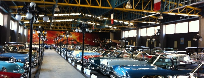 Museo del Automóvil is one of Museos DF.