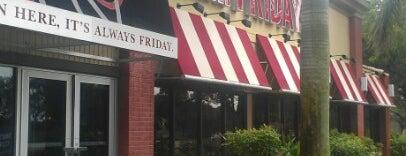 TGI Fridays is one of Lugares favoritos de Rodrigo.