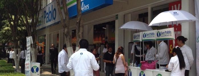 Farmacia San Pablo is one of Tempat yang Disukai DNNY.
