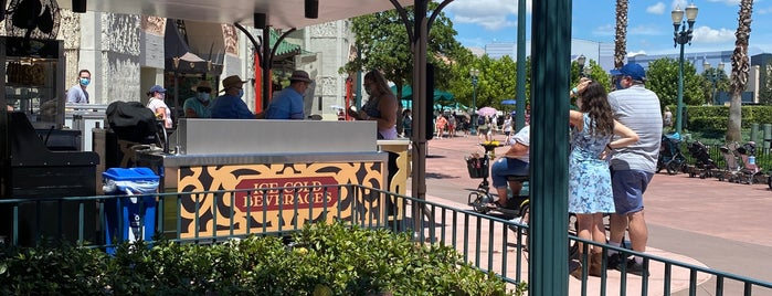 Mickey And Minnie's Runaway Railway is one of Hollywood Studios.
