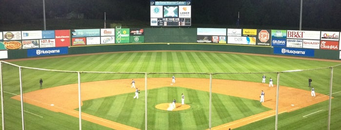 Knights Stadium is one of Baseball Stadiums in U.S.A..