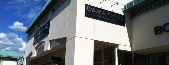 Banana Republic is one of My Favorite Oahu.