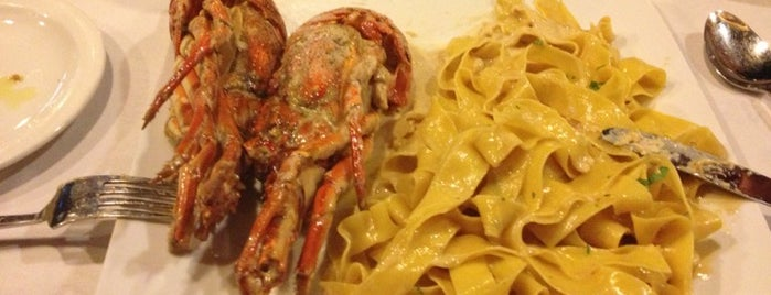 Al Pesto Italian is one of Tempat yang Disimpan nastasia.
