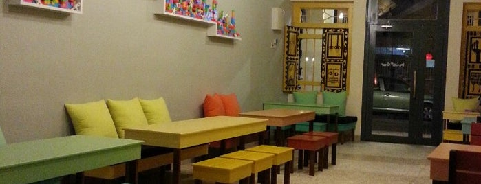 Playground Cafe, Arts & Theater is one of Tempat yang Disimpan Joyce Neoh.