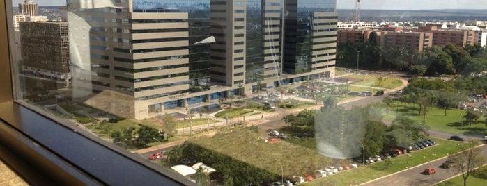 Complexo Brasil 21 is one of Tuba'nın Beğendiği Mekanlar.