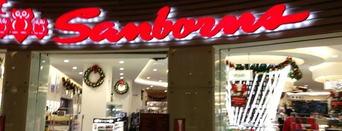 Sanborns is one of Tempat yang Disukai GIlberto.