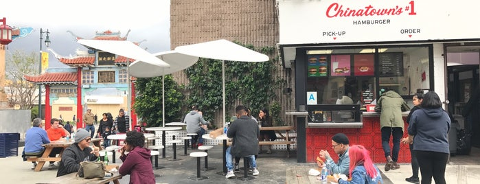 Burgerlords is one of LA - Things To Do.