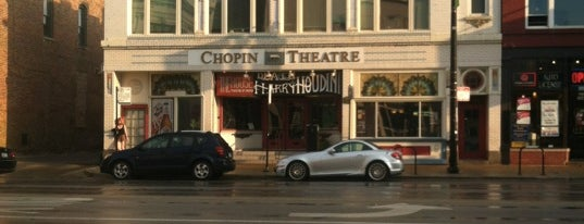 Chopin Theatre is one of Fun places to go.