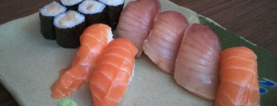 Daikichi Sushi is one of My 2020 BC Food Delivery.