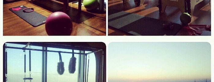 Vista Pilates is one of Cafeler.