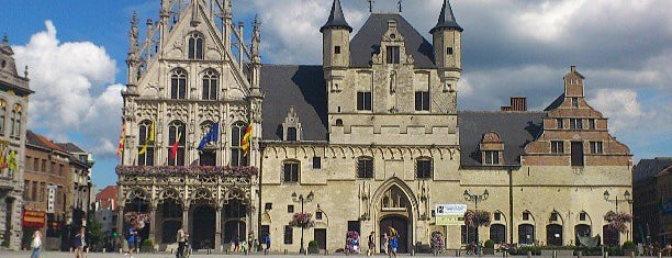Stadhuis is one of Places in Europe.