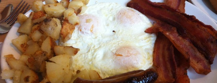 Sunset Grill is one of Best Brunch Spots in Downtown Toronto.