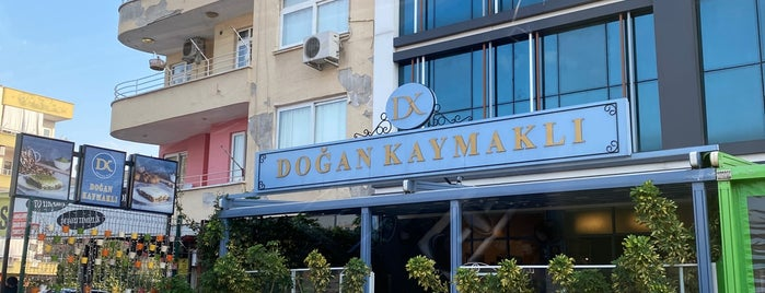 Doğan Kaymaklı Kadayıf Mersin Şube is one of Lugares guardados de Ibrahim.