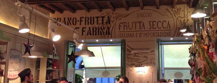 Grano Frutta e Farina is one of Orte, die Marc gefallen.