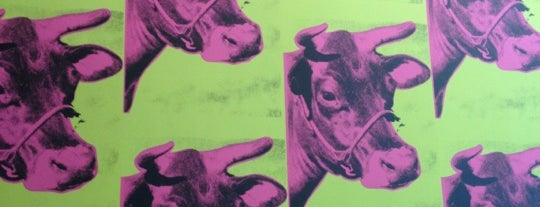 The Andy Warhol Museum is one of Top American and Canadian Art Museums.