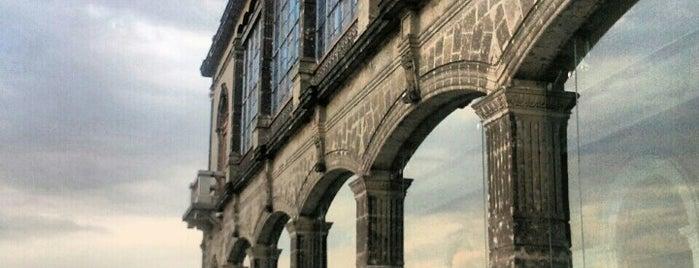 Museo Nacional de Historia (Castillo de Chapultepec) is one of Dorilocos.