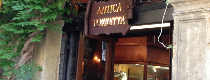 Antica Torretta is one of Italy.