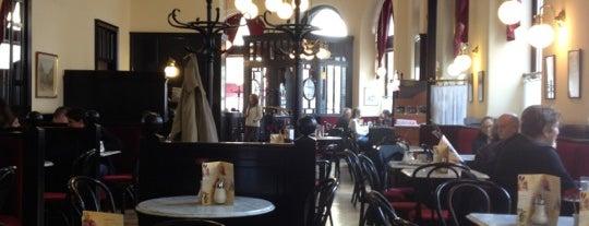 Cafe-Restaurant Griensteidl is one of Must-visit Cafés in Vienna.
